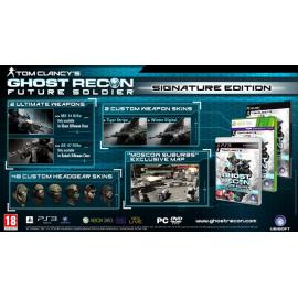 Tom Clancy's Ghost Recon: Future Soldier Signature Edition (Seminovo) PS3
