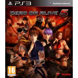 Dead or Alive 5 (Seminovo) PS3