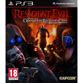 Resident Evil: Operation Raccoon City (Seminovo) PS3