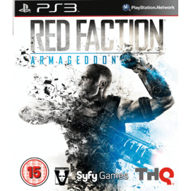 Red Faction: Armageddon (Seminovo) PS3