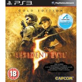 Resident Evil 5 Gold Edition (Seminovo) PS3