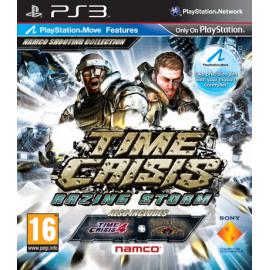 Time Crisis: Razing Storm (Seminovo) PS3