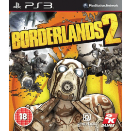 Borderlands 2 (Seminovo) PS3