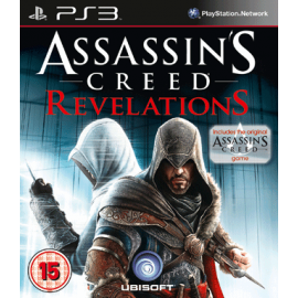 Assassins Creed Revelations (Seminovo) PS3