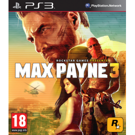 Max Payne 3 (Seminovo) PS3