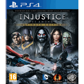 3370 - Injustice: Gods Among Us Ultimate Edition PS4-3370