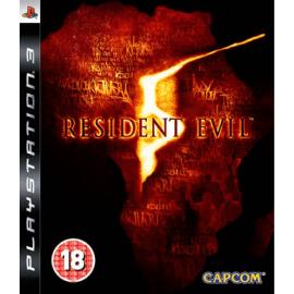 Resident Evil 5 (Seminovo) PS3