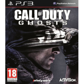 3436 - Call of Duty: Ghosts (Seminovo) PS3-3436