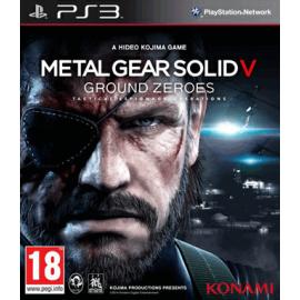 Metal Gear Solid 5 Ground Zeroes (Em Português) + DLC Mothership PS3