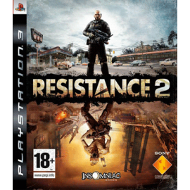 Resistance 2 (Seminovo) PS3