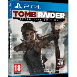 Tomb Raider Definitive Edition (Em Português) PS4