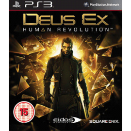 Deus Ex Human Revolution (Seminovo) PS3