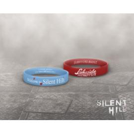 Pulseira Sillent Hill Azul