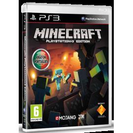 3950 - Minecraft Playstation 3 Edition (Em Português) PS3-3950