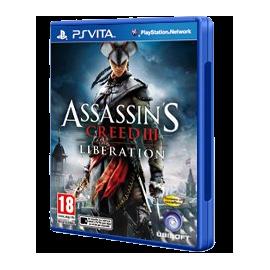 Assassin's Creed 3 Liberation PSVita