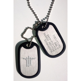 4175 - Dog Tag Wolfenstein Blazkowicz-4175