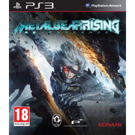 Metal Gear Rising Revengeance (Seminovo) PS3