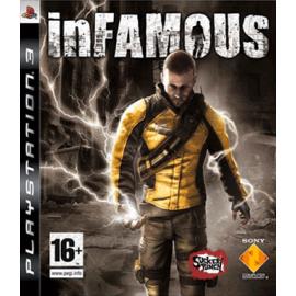 inFamous (Seminovo) PS3