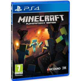 Minecraft Playstation 4 Edition (Em Português) PS4
