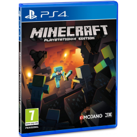 4332 - Minecraft Playstation 4 Edition (Em Português) PS4-4332