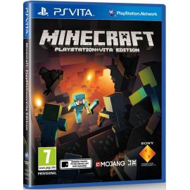 4333 - Minecraft Playstation Vita Edition (Em Português) PS Vita-4333