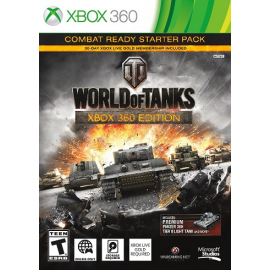 World of Tanks Xbox 360 Edition (Totalmente em Português) Xbox 360