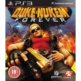 Duke Nukem Forever (Seminovo) PS3