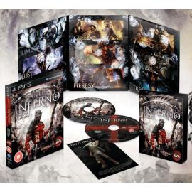 Dante's Inferno Death Edition (Seminovo) PS3