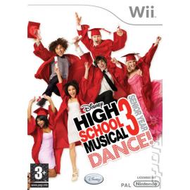 High School Musical 3 Senior Year Dance Wii