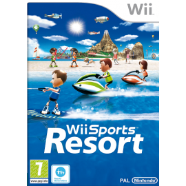 Wii Sports Resort (Seminovo) Wii