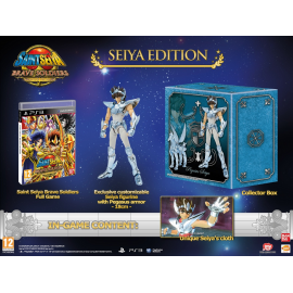 200000000154 - Saint Seiya: Brave Soldiers Collectors Edition PS3-200000000154