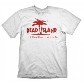 T-Shirt Dead Island Paradise Tamanho L