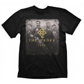 T-Shirt The Order 1886 Tamanho L