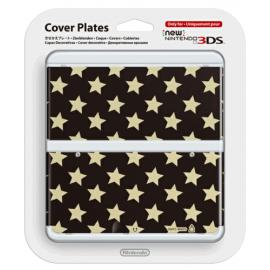 New 3DS Capa Decorativa Estrelas