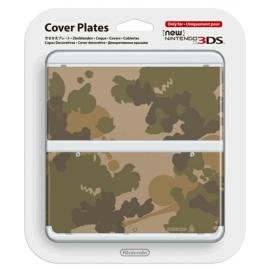 New 3DS Capa Decorativa Camuflada