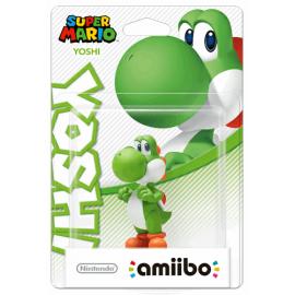 Figura Yoshi Amiibo Coleção Super Mario
