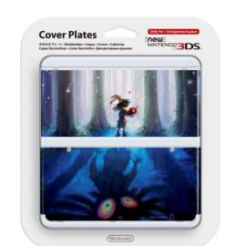New 3DS Capa Decorativa Zelda Skullbird