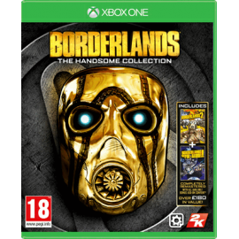 200000000379-2 - Borderlands The Handsome Collection Xbox One-200000000379