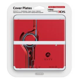 New 3DS Capa Decorativa Xenoblade