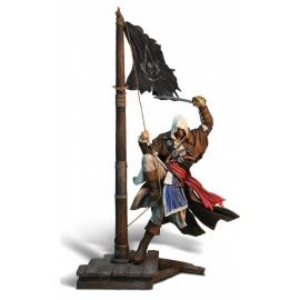 200000000344 - Estátua Assassins Creed IV Black Flag Edward Kenway Master-200000000344