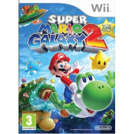 Super Mario Galaxy 2 Special Edition (Seminovo) Wii