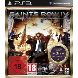 Saints Row 4 Game of the Century Edition PS3