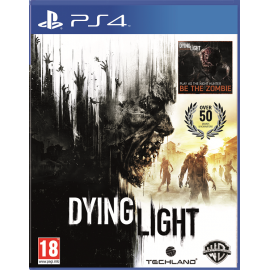 Dying Light (Seminovo) PS4