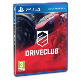Drive Club (Totalmente em Português) (Bundle)(Seminovo) PS4