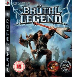 Brutal Legend (Seminovo) PS3
