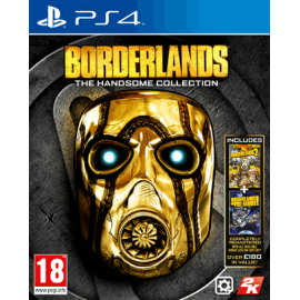 5212 - Borderlands The Handsome Collection PS4 (Seminovo)-5212