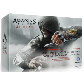 Assassin's Creed Syndicate Gauntlet and Hidden Blade