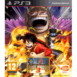 5336 - One Piece Pirate Warriors 3 PS3-5336