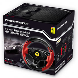 5359 - Ferrari Racing Wheel Red Legend Edition PS3 / PC-5359