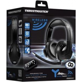 5361 - Thrustmaster Y-400-P wireless Gaming Headset PS3 / Xbox 360-5361